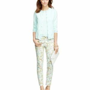 Brooks Brothers Natalie Fit Floral Jeans